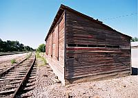 Railroad Shack