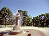 Walnut Hill Fountain
